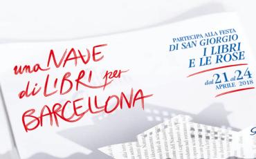 A Barcellona con Grimaldi Lines e una montagna di libri