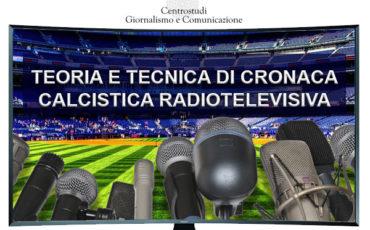 Vuoi fare il cronista sportivo per la Tv?