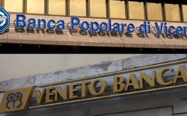 Intesa rinuncia alla garanzia su Pop Vicenza e Veneto Banca