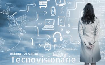 Paola Corna Pellegrini, Ad di Allianz Partners in Italia, vince il Premio Tecnovisionarie®2018