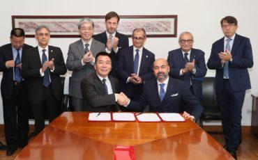 China State Shipbuilding Corporation chiama Fincantieri