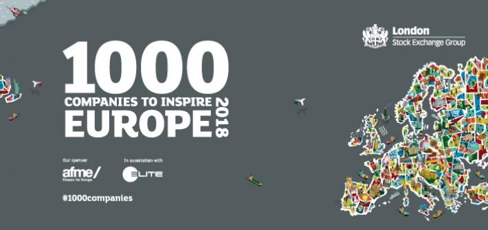 110 Pmi italiane nelle mille Companies to Inspire Europe