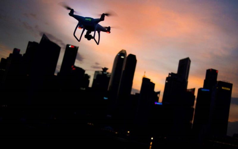 DroneGuardy rivoluziona il mondo della videosorveglianza