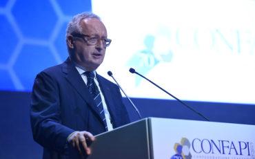 Maurizio Casasco si conferma presidente nazionale Confapi