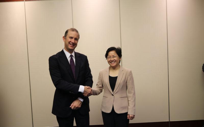 Snam firma accordo con la cinese Beijing Gas