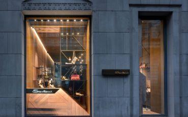 Santoni sceglie Cegid per la gestione del retail
