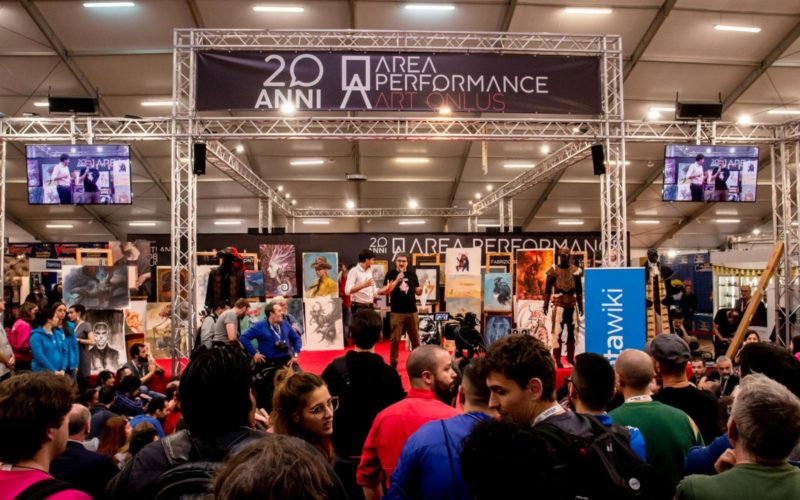 Lucca Comics & Games: 41 mila euro in beneficenza