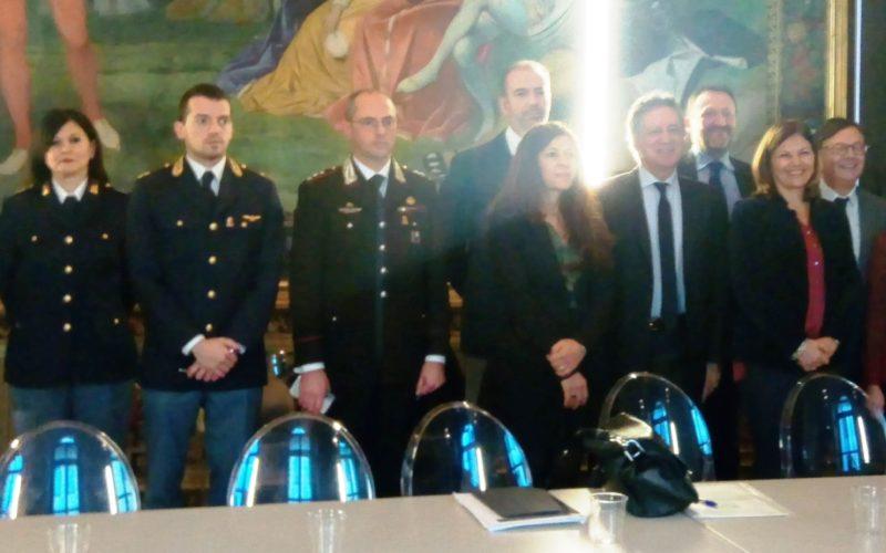 Luca Bertone presidente contro la contraffazione