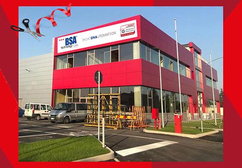 Technology BSA apre un nuovo ufficio commerciale a Grassobbio