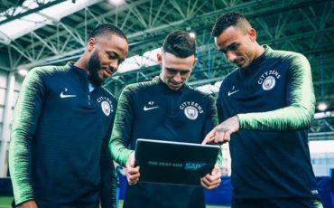 Manchester City e SAP insieme per ri-vincere la Premier League