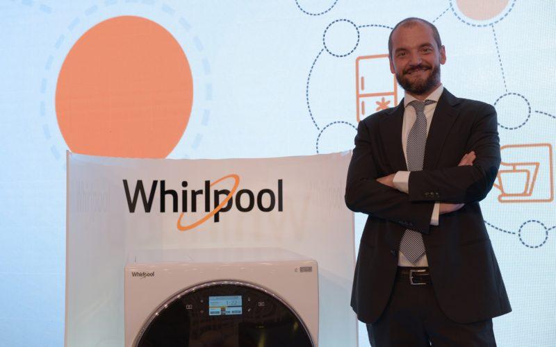 Marco Merolla nuovo direttore vendite Whirlpool Italia