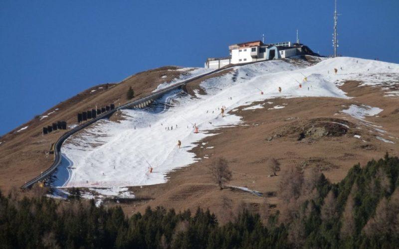 Acqua: sulle Alpi è già scarsa