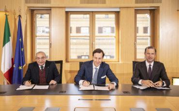 Porti: CDP, Fincantieri e Snam insieme rinnovazione le strutture