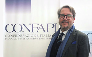 Lorenzo Giotti nuovo presidente di Unionmeccanica Confapi