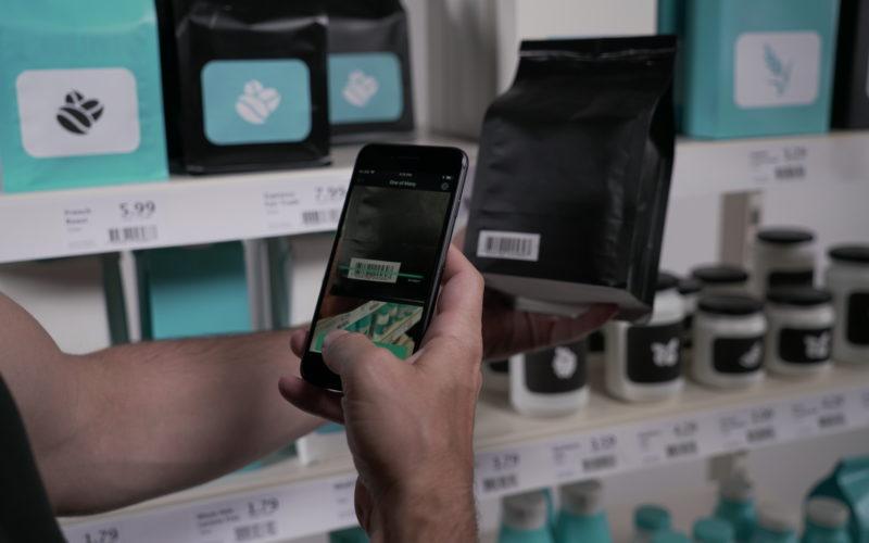 Scandit moltiplica i mq dello shopping online