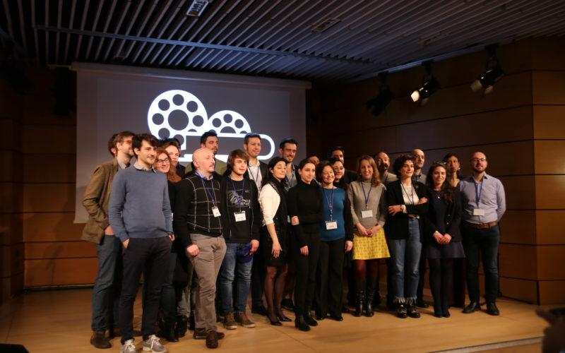 Scrittori e autori di cinema e tv aiutati da Storylab