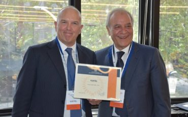 VueTel premiata da Confindustria Assafrica & Mediterraneo