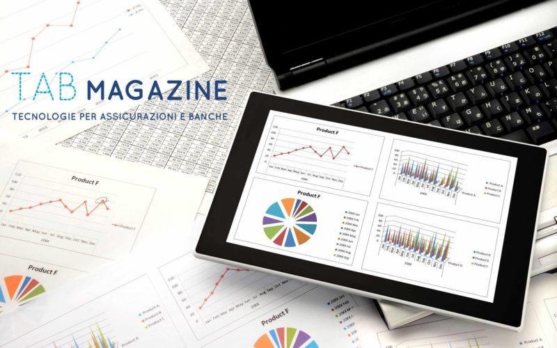 Tab Magazine al via per il mercato assicurativo e bancario