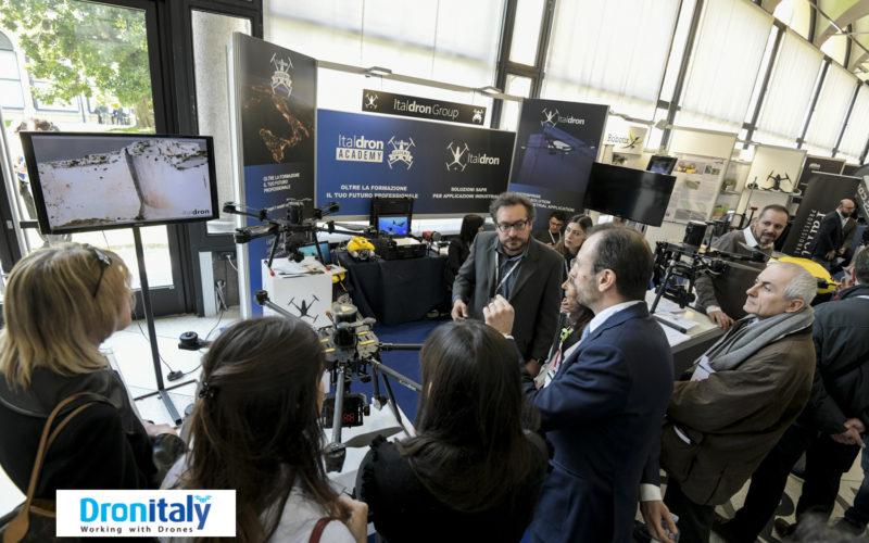 Dronitaly al via da giovedì a Milano la quinta edizione