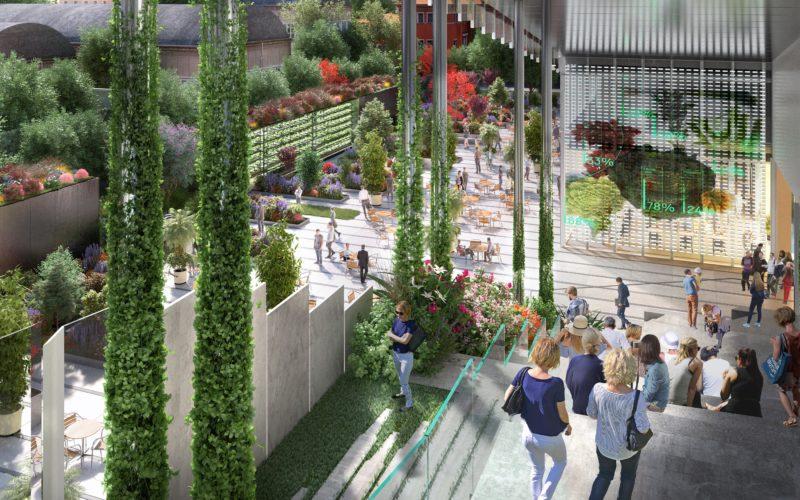 Covivio vince il concorso internazionale Reinventing Cities