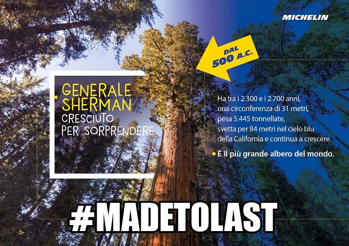 Michelin dà il via a #Madetolast