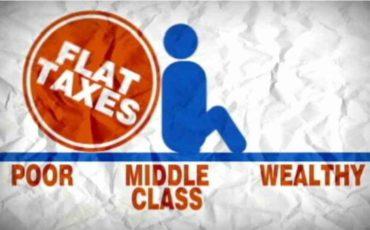 Flat Tax: c'è chi dice sì
