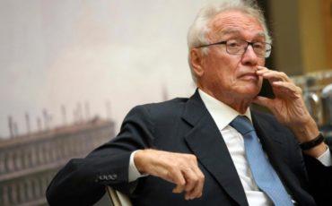 Giovanni Bazoli resta presidente emerito di Intesa Sanpaolo