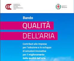 400 mila euro per le Pmi che migliorano la qualità dell'aria