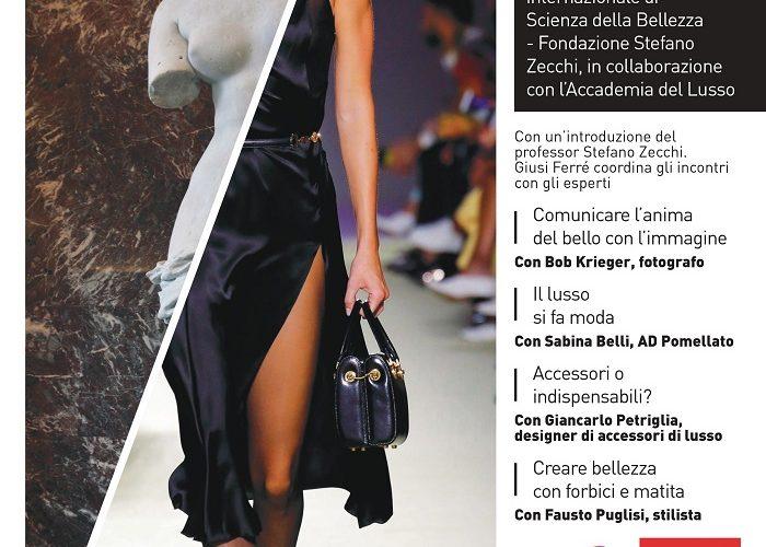 Seminario su Moda e Bellezza con l'Aisbe a Milano