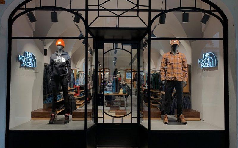 The North Face® inaugura negozio monomarca in Trentino