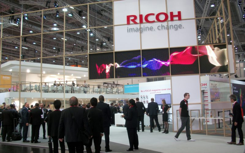 Ricoh sarà presente a Drupa 2020
