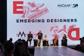 A Micam giovani creativi in mostra con Emerging Designers