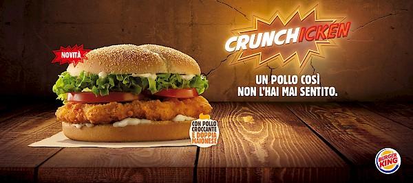 Chiude anche Burger King in tutta Italia