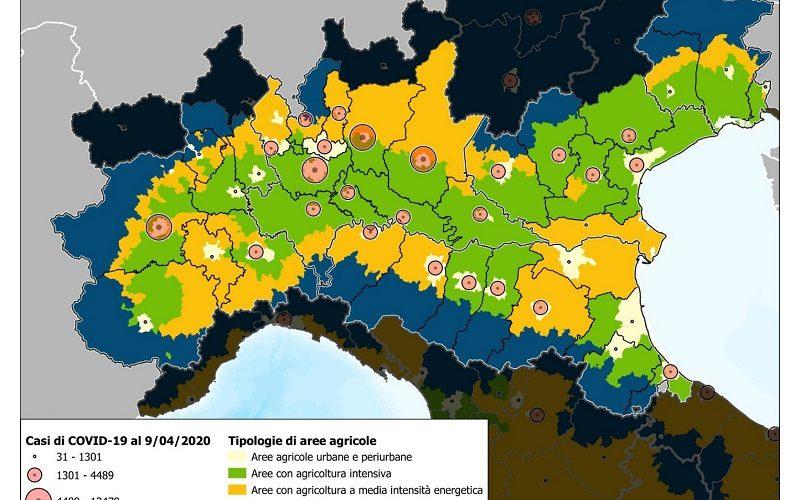 Coronavirus: agricoltura tradizionale modello per ripartire