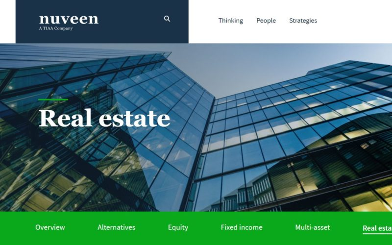 Nuveen Real Estate acquisisce tre centri logistici