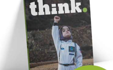 E nato THINK magazine su innovazione, futuro e tecnologia