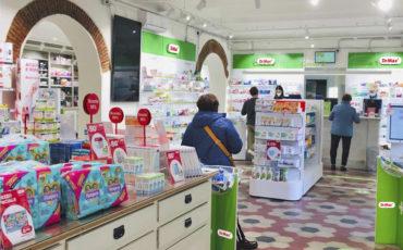 Dr.Max rinnova la 'Farmacia dello Spedale' di Pietrasanta