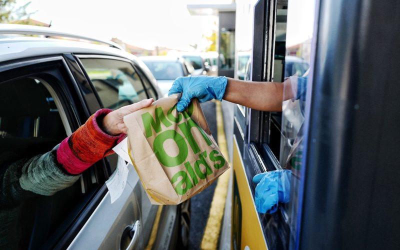1 euro speso da McDonald's ne genera 3