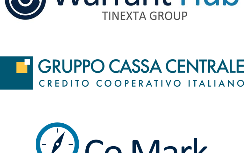 Cassa Centrale più internazionale con Warrant Hub e Co.Mark