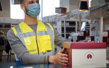 PonyU Express consegne a domiciio a Napoli e Milano