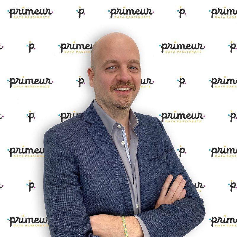 Stefano Musso CEO PrimeurStefano Musso CEO Primeur