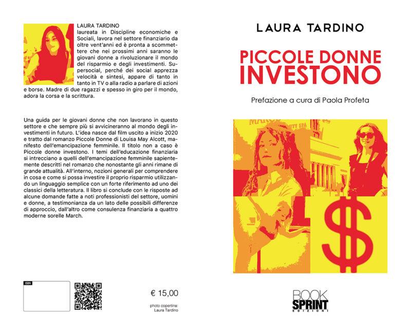 Laura Tardino copertina libro