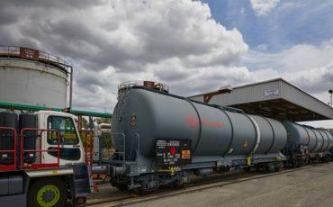Raccordo ferroviario per collegare RadiciGroup e Versalis