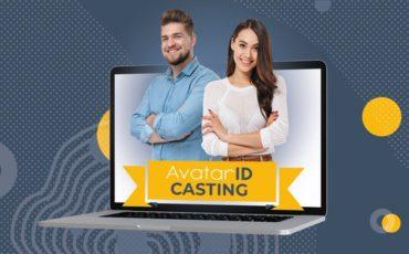 Sistem-Evo apre un casting per diventare Avatar ID