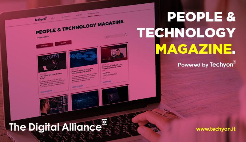 The Digital Alliance magazine per le risorse umane nell'IT