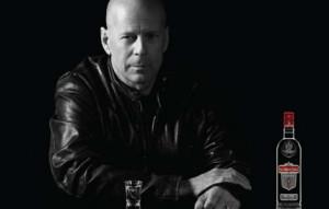 Vodka Sobieski - Bruce Willis testimonial