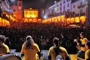 Centro storico Moncalieri - Notte nera 2009