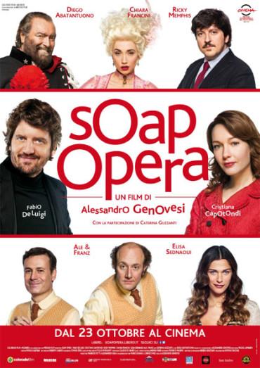 Camelot firma il tax credit esterno di Crédit Agricole Vita per Soap Opera