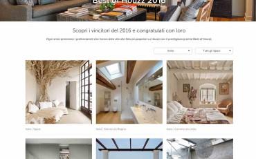 """Ecco i vincitori del """"Best of Houzz 2016"""" in Italia"""