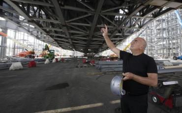 Renzi: il cantiere Nuvola è il segnale che l'Italia si sta sbloccando